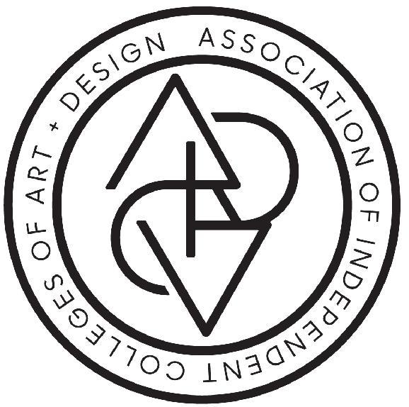 Association of Indepdendent Colleges of Art & Design (AICAD) logo
