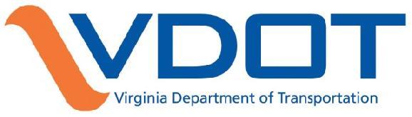 Virginia Department of Transportation (VDOT) logo