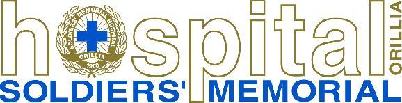 Orillia Soldiers' Memorial Hospital (OSMH) Logo