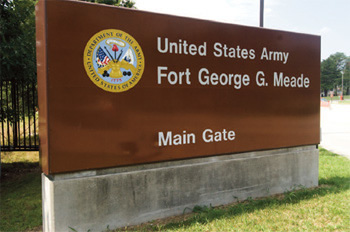 Fort George G. Meade, Maryland