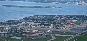 MacDill Air Force Base, where much of Florida's cleared community resides