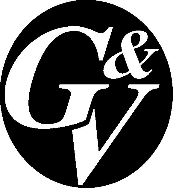 G & V Machine Company logo