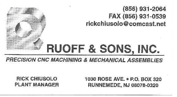ruoff and sons inc logo