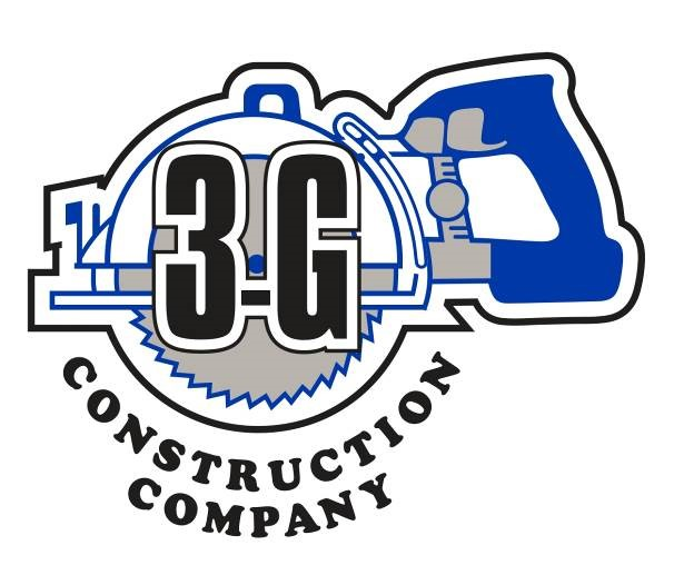 3-G Construction logo
