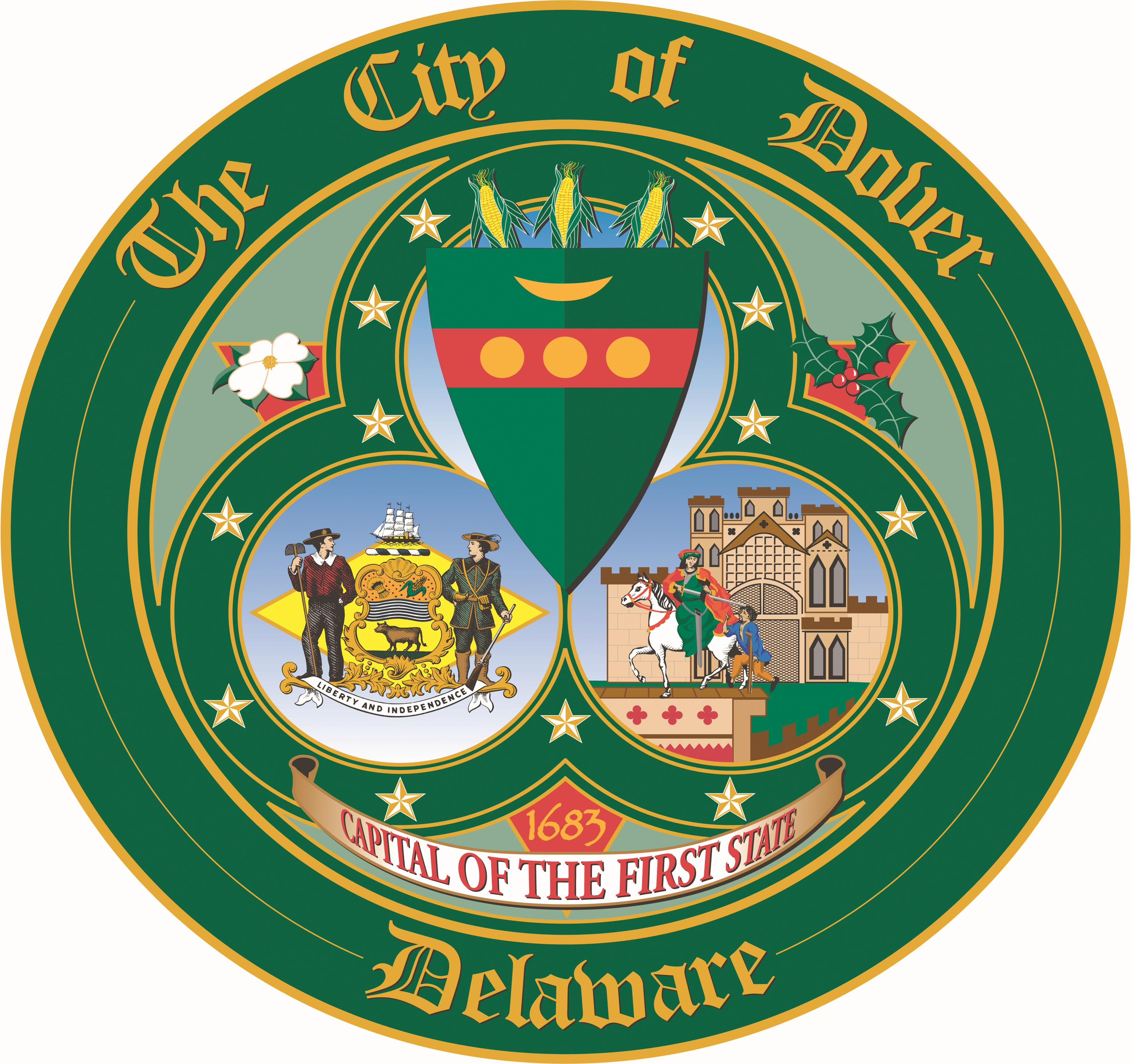 City of Dover logo