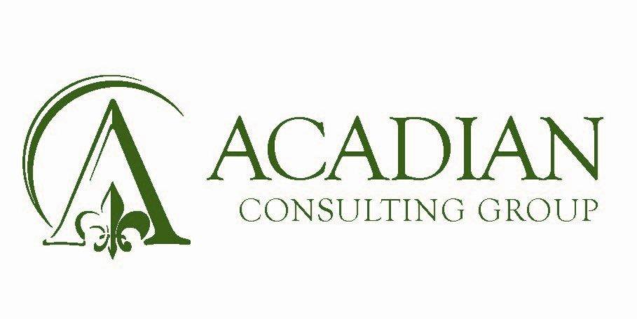 Acadian Consulting Group's Logo