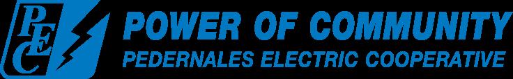 Pedernales Electric Cooperative, Inc.'s Logo