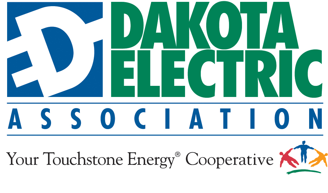 Dakota Electric Association's Logo