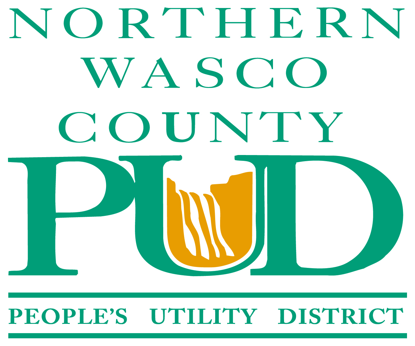 Northern Wasco County PUD logo