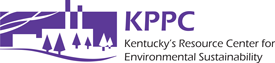 KPPC - Kentucky's Resource Center for Environmental Sustainability logo