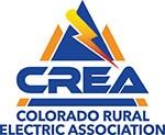 Colorado Rural Electric Association's Logo