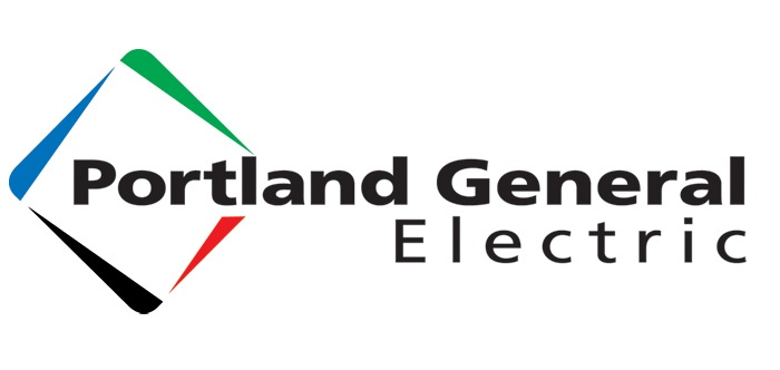 Portland General Electric Company (PGE) logo