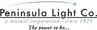 Peninsula Light Co. 's Logo