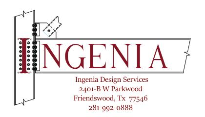 Ingenia Design Services, LLC logo