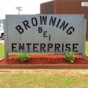 Browning Enterprise Inc. logo