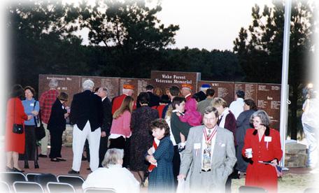Veterans Memorial Of Wake Forest Nc Inc