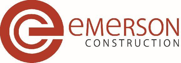 Emerson Construction Company, Inc.