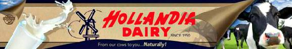 Hollandia Dairy Logo