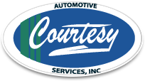 Courtesy Automotive Services, Inc. logo