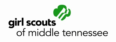 Girl Scouts of Middle Tennessee, Inc. logo