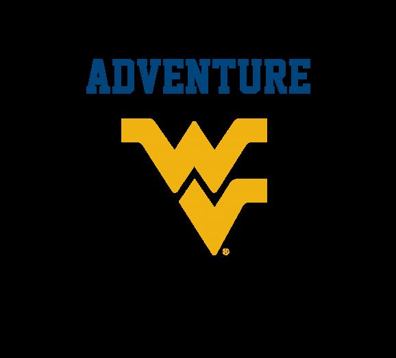 Adventure WV, WVU logo