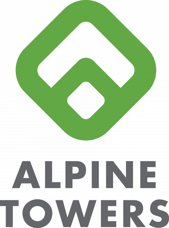 Alpine Towers logo