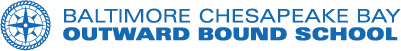 Baltimore Chesapeake Bay Outward Bound School logo
