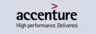 Logo of Accenture
