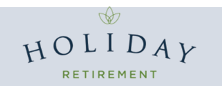 Logo of Holiday Retirement