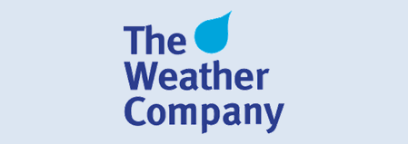 Logo of The Weather Company