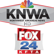 KNWA & Fox24 News logo