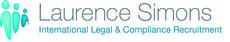Laurence Simons Intl. Legal Recruitment logo