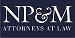 Neubert, Pepe & Monteith, PC logo