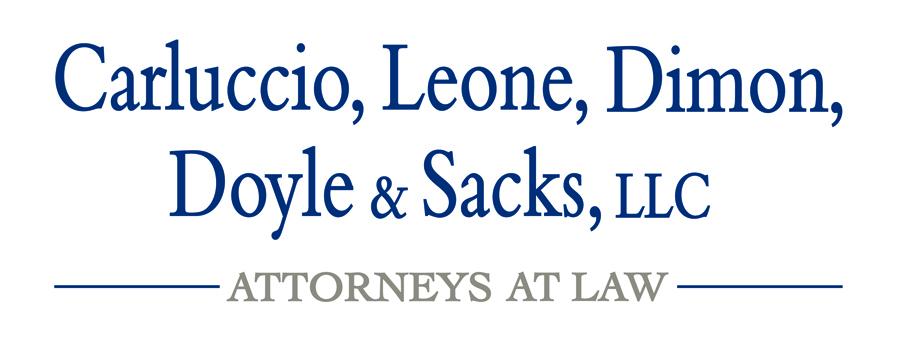 Carluccio, Leone, Dimon, Doyle & Sacks logo