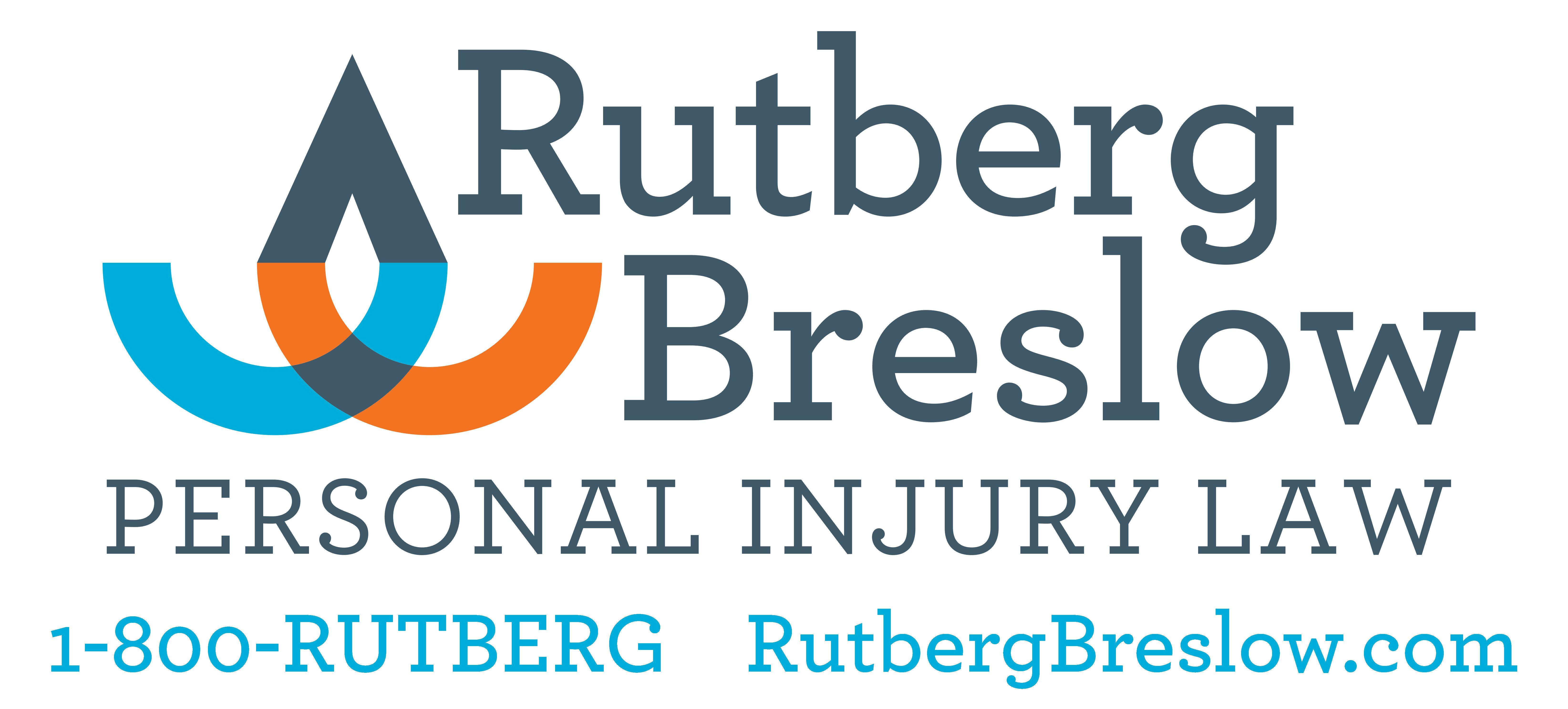 Rutberg Breslow Personal Injury Law logo