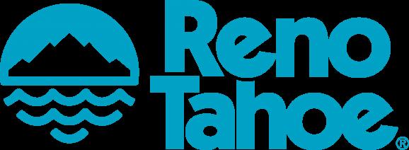 Visit Reno Tahoe logo