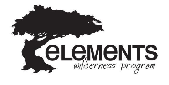 Elements Wilderness Program