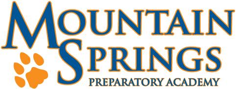 Mountain Springs Prep Academy logo