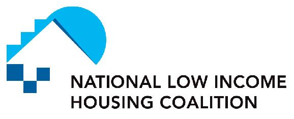 National Low Income Housing Coalition logo