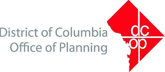District of Columbia Office of Planning logo