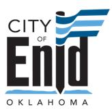 City of Enid logo