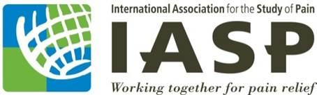 International Association for the Study of Pain (IASP) logo