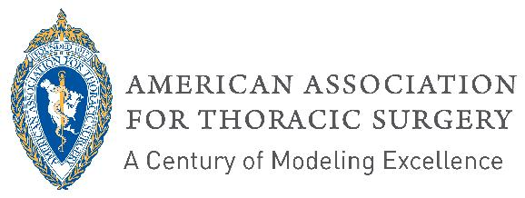 American Association for Thoracic Surgery Logo