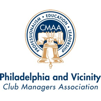 Philadelphia and Vicinity Club Managers' Association Logo
