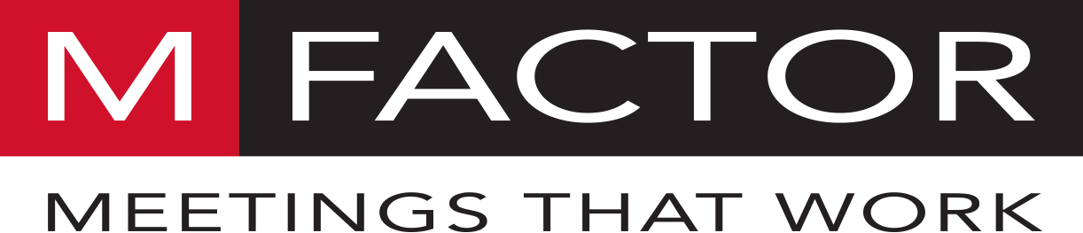 MFactor Meetings and Events logo