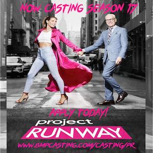 Project Runway logo