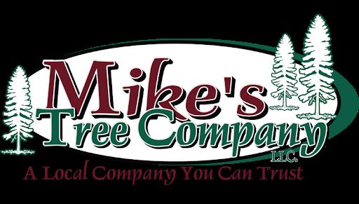 Mike's Tree Company LLC Logo