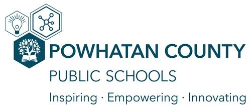 Powhatan County Public Schools logo
