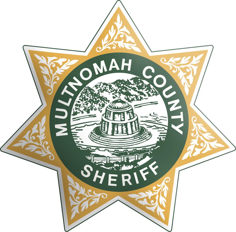 Multnomah County Sheriff's Office's logo
