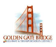 Golden Gate Bridge Highway & Transportation District's logo